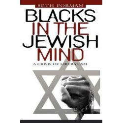Blacks in the Jewish Mind, A Crisis of Liberalism by Seth Forman, 9780814726815.