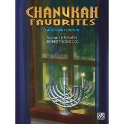 Chanukah Favorites by Robert Schultz, 9780769286778.