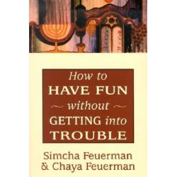 How to Have Fun without Getting into Trouble by Simcha Feuerman, 9780765761743.