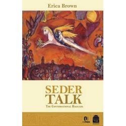Seder Talk by Erica Brown, 9789653017245.