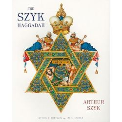 The Szyk Haggadah by Arthur Szyk, 9780810997530.