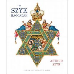The Szyk Haggadah by Arthur Szyk, 9780810997455.