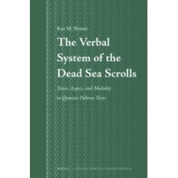 The Verbal System of the Dead Sea Scrolls, Tense, Aspect, and Modality in Qumran Hebrew Texts by Ken M. Penner, 9789004298439.