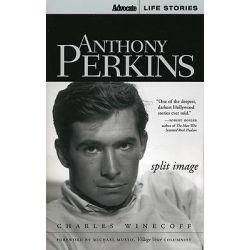 Anthony Perkins, Split Image by Charles Winecoff, 9781555839505.