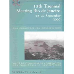 13th Triennial Meeting Rio de Janeiro, ICOM Committee for Conservation : Preprints by Icom, 9781902916309.
