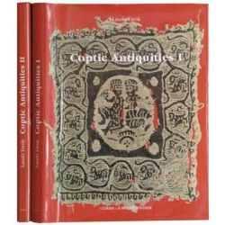 Coptic Antiquities I, Stone Sculpture, Bronze Objects; Ceramic Coffin Lids and Vessels; Terracotta Statuettes, Bone, Woo