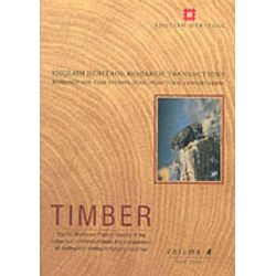 Timber : The Dating of Roof Timbers at Lincoln Cathedral, The Dating of Roof Timbers at Lincoln Cathedral by R.R. Laxton, 9781902916033.