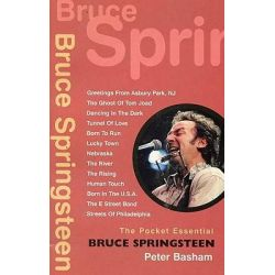 Bruce Springsteen, Pocket Essentials by Peter Basham, 9781903047972.