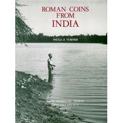 Roman Coins from India, UCL Institute of Archaeology Publications (LCP) by Paula J. Turner, 9780905853239.