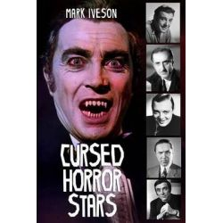 Cursed Horror Stars by Mike Iveson, 9781845831134.