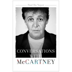 Conversations with McCartney by Paul du Noyer, 9781473609020.
