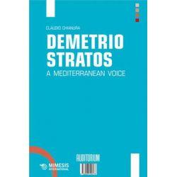 Demetrio Stratos by Claudio Chianura, 9788898599578.