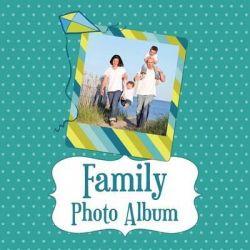 Family Photo Album by Senior Lecturer in Law Colin Scott, 9781630224134.
