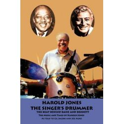 Harold Jones, The Singer's Drummer by Gil Jacobs, 9781463446284.