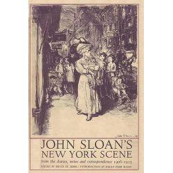 John Sloan's New York Scene by Lecturer in English John Sloan, 9780923891633.