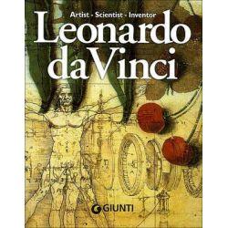 Leonardo Da Vinci, Artist - Scientist - Inventor by Simona Cremante, 9788809753051.