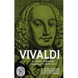 Vivaldi by Marc Pincherle, 9780393001686.