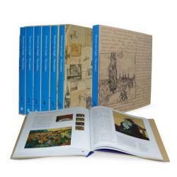 Vincent Van Gogh - The Letters: The Complete Illustrated and Annotated Edition, The Complete Illustrated and Annotated Edition by Leo Jansen, 9780500238653.