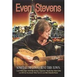 Someday I'm Gonna Rent This Town! by Even Stevens, 9781941437926.