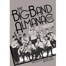 The Big Band Almanac, Da Capo Paperback by Leo Walker, 9780306803451.
