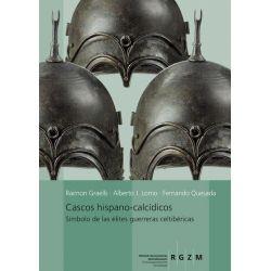 Bücher: Cascos hispano-calcídicos  von Fernando Graells,Alberto J. Lorrio,Fernando Quesada