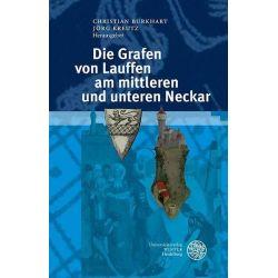 Bücher: Die Grafen von Lauffen am mittleren und unteren Neckar
