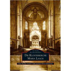 Bücher: Die Klosterkirche Maria Laach  von Basilius Sandner,Karl-Heinz Schumacher