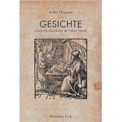 Bücher: Gesichte  von Anika Höppner