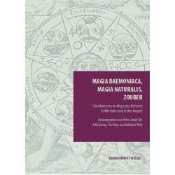 Bücher: Magia daemoniaca, magia naturalis, zouber