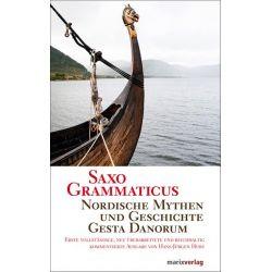 Bücher: Saxo Grammaticus  von Saxo Grammaticus