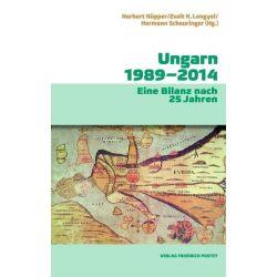 Bücher: Ungarn 1989-2014