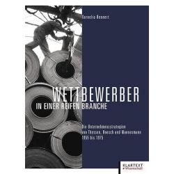 Bücher: Wettbewerber in einer reifen Branche  von Kornelia Rennert
