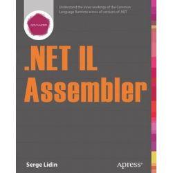 .NET IL Assembler by Serge Lidin, 9781430267614.