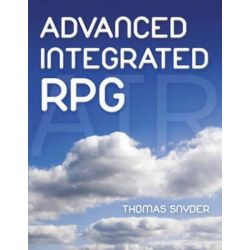 Advanced Integrated RPG, MC PRESS by Thomas Snyder, 9781583470954.