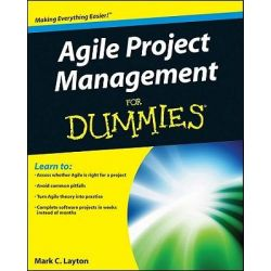 Agile Project Management For Dummies, For Dummies by Mark C. Layton, 9781118026243.