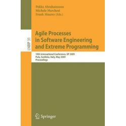 Agile Processes in Software Engineering and Extreme Programming, Lecture Notes in Business Information Processing by Pekka Abrahamsson, 9783642018527.