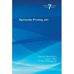 Aprenda PROLOG Ja! by Patrick Blackburn, 9781848901551.