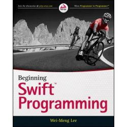 Beginning Swift Programming by Wei-Meng Lee, 9781119009313.