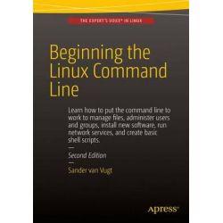 Beginning the Linux Command Line 2015 by van Vugt Sander, 9781430268307.
