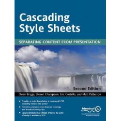 Cascading Style Sheets 2004, Separating Content from Presentation by Owen Briggs, 9781590592311.