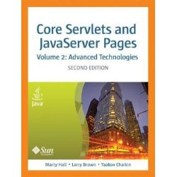 Core Servlets and JavaServer Pages: v. 2, Advanced Technologies by Larry Brown, 9780131482609.