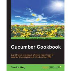 Cucumber Cookbook by Shankar Garg, 9781785286001.