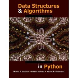 Data Structures and Algorithms in Python by Michael T. Goodrich, 9781118290279.