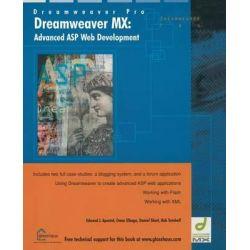 Dreamweaver MX, Advanced ASP Web Development by Edward Apostol, 9781590591956.