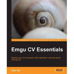 Emgu CV Essentials by Shin Shi, 9781783559527.