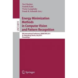 Energy Minimization Methods in Computer Vision and Pattern Recognition, Lecture Notes in Computer Science / Image Proces