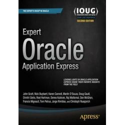 Expert Oracle Application Express 2015 by Doug Gault, 9781484204856.