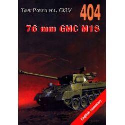 76 mm GMC M18. Tank Power vol.CXLV 404