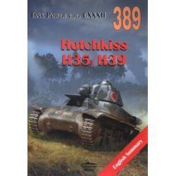 389 Hotchkiss H35/H39. Tank Power vol. CXXXII 389