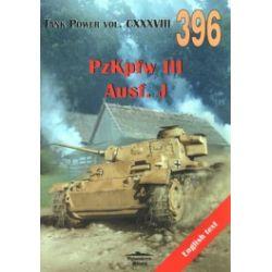 396 PzKpfw III Ausf.J.Tank Power vol.CXXXVIII